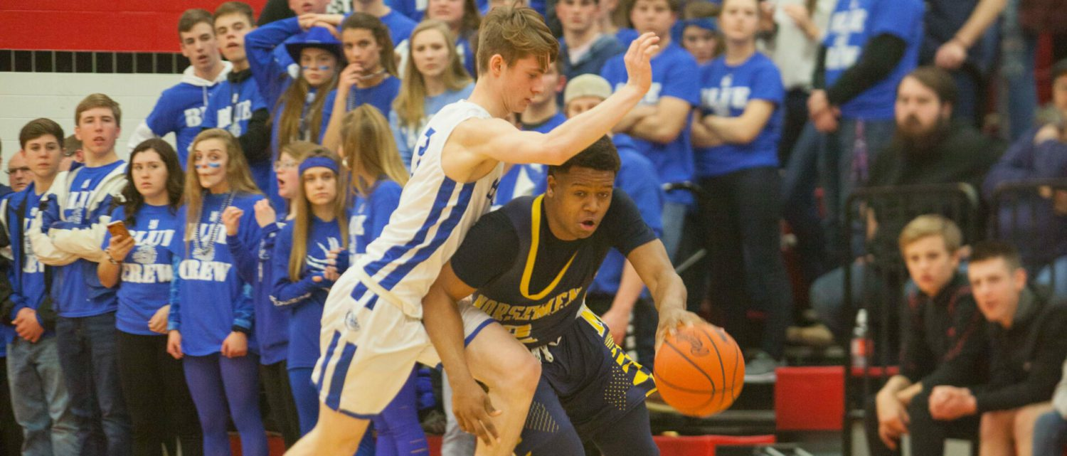 North Muskegon boys down Ravenna 67-49, move on to D3 district finals against NorthPointe