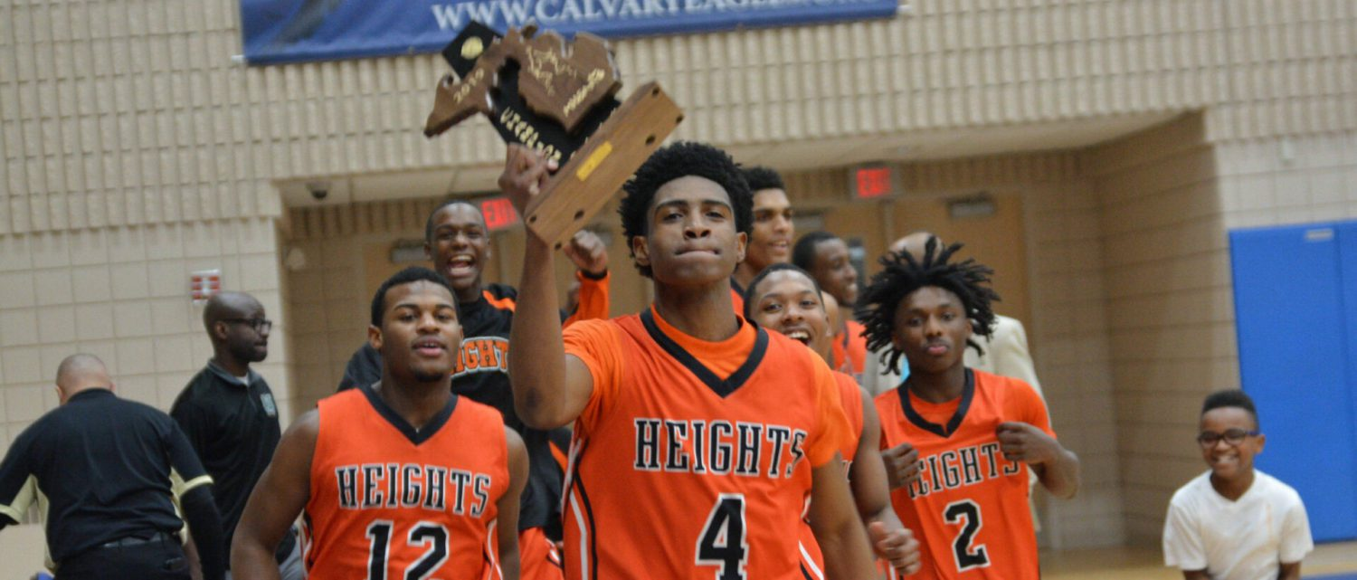 Muskegon Heights pulls away from Crusaders in fourth quarter, wins D4 district title