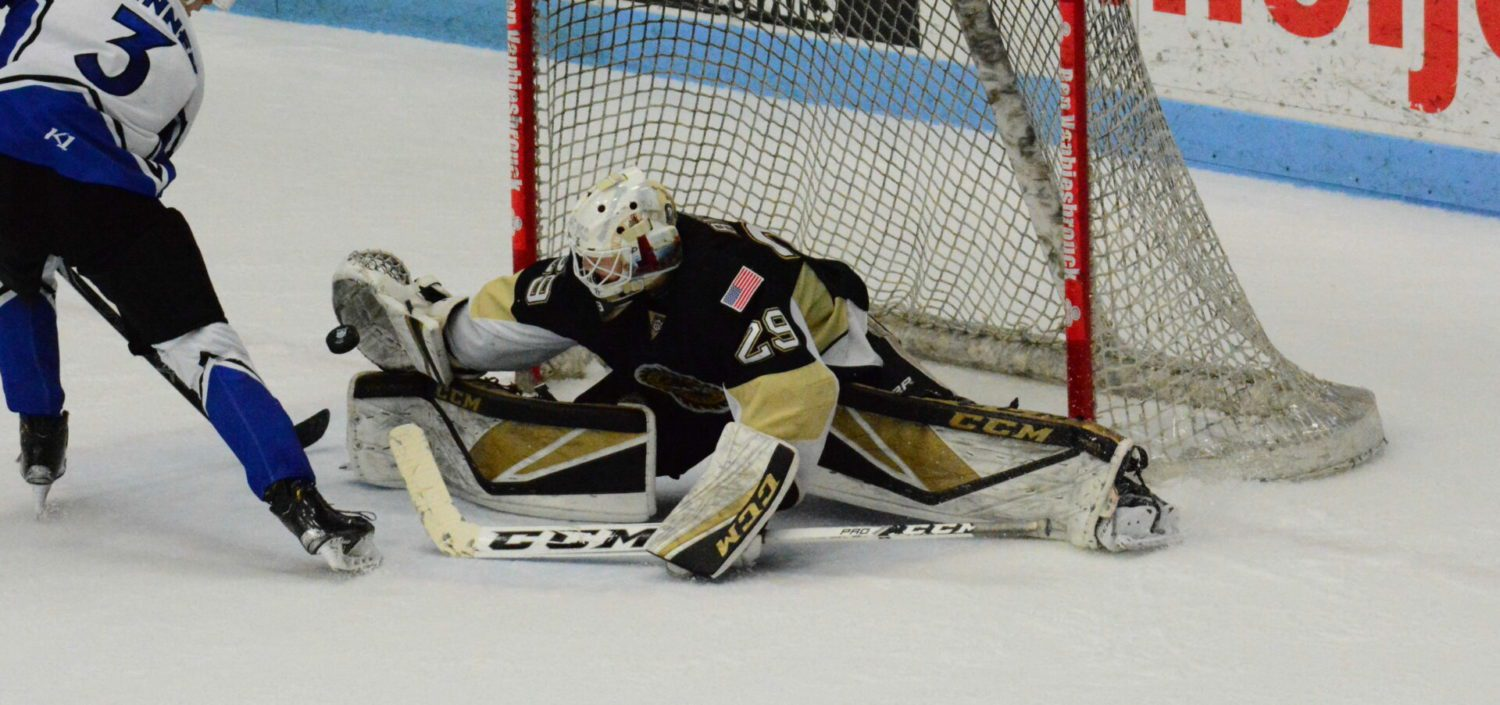 Afanasyev's shootout goal gives Lumberjacks a 4-3 win over Lincoln, ends two-game losing streak