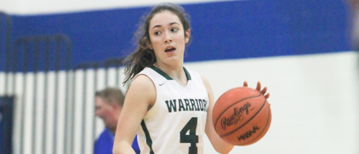 WMC girls turn up the defensive heat, defeat Ravenna 50-28 in Division 3 semifinals