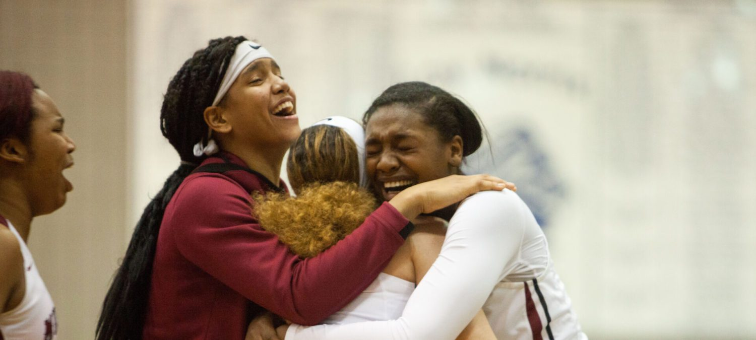 Dramatic steal, layup in final seconds give Big Red girls a thrilling state quarterfinal win