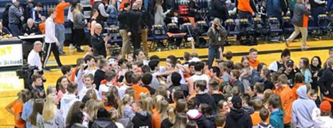 Lightning strikes twice in three years: Ludington boys are back in the state Final Four