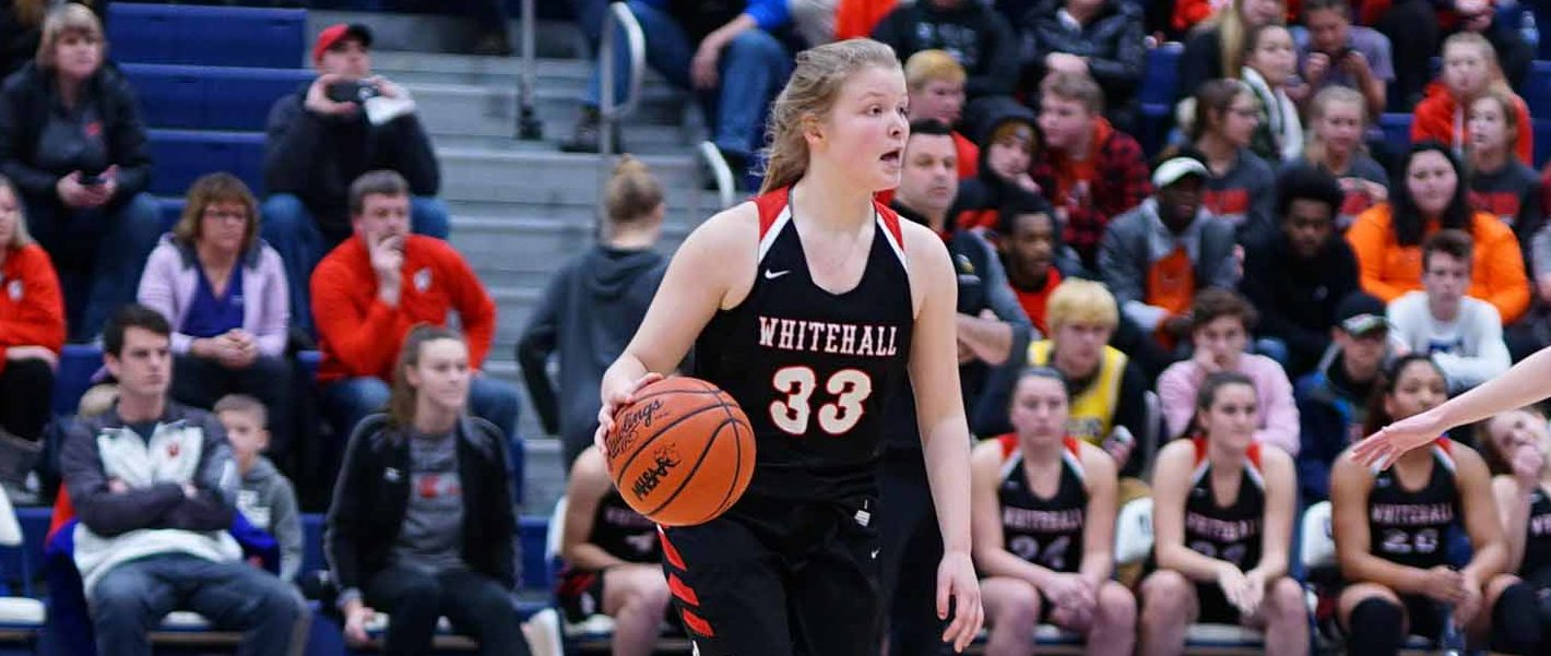 Suddenly successful Whitehall girls hoop squad hopes to shine in state tournament