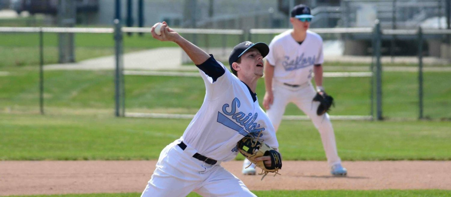 Mona Shores baseball team completes sweep of R-P, improves to 9-0 in conference play
