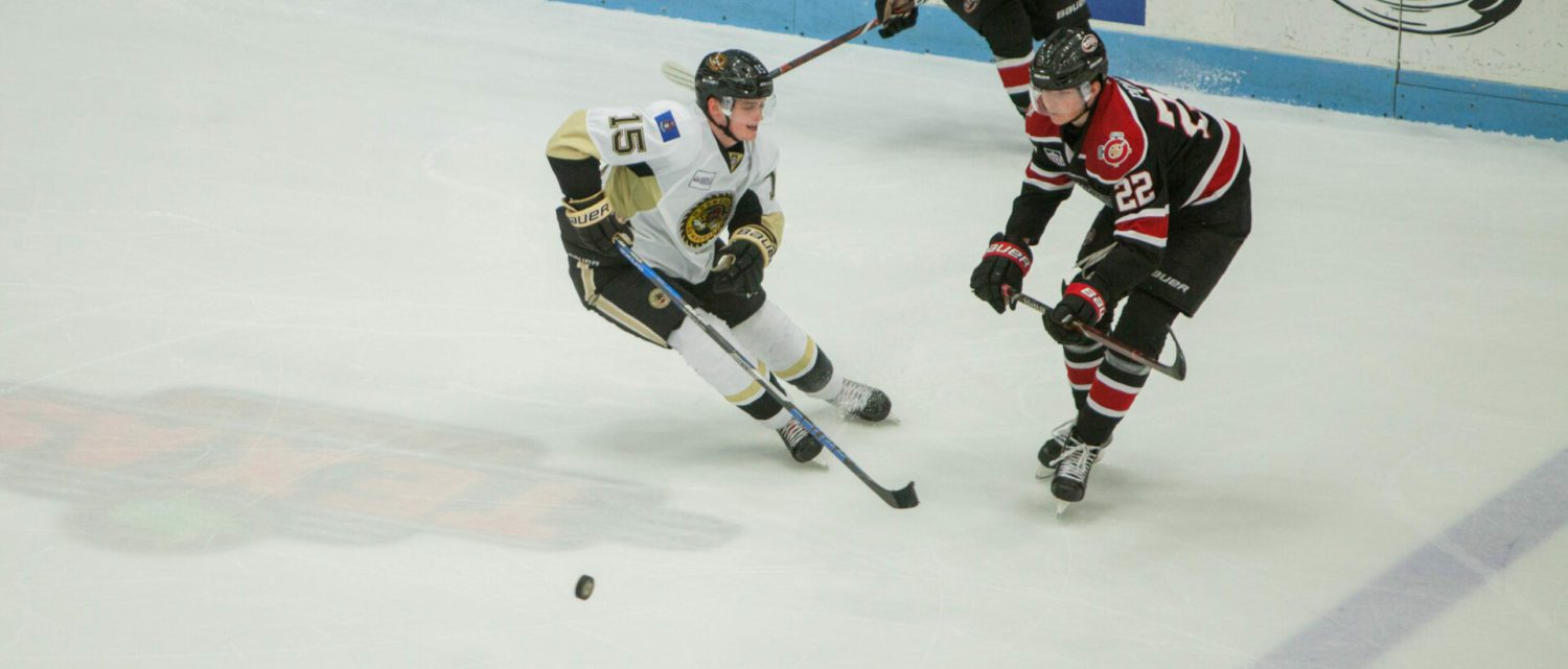 Lumberjacks primed for playoffs after a meaningless loss in final regular season game