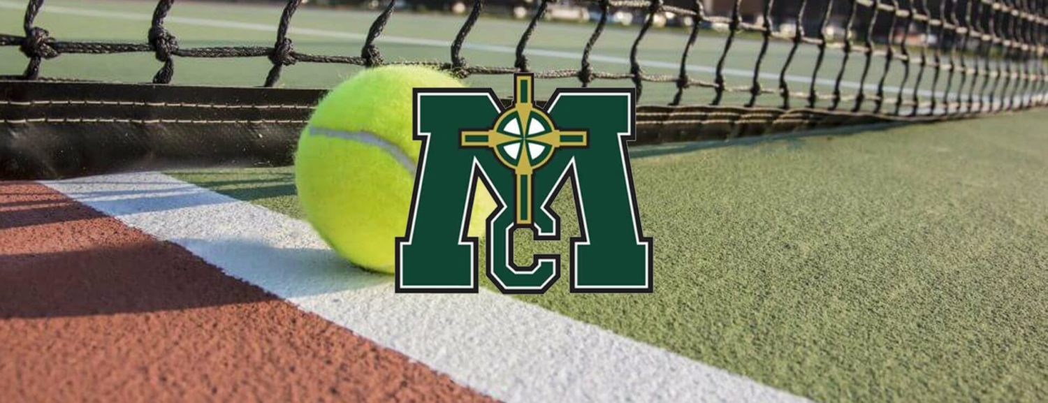 Muskegon Catholic claims a 5-3 non-league win over Reeths-Puffer in girls tennis