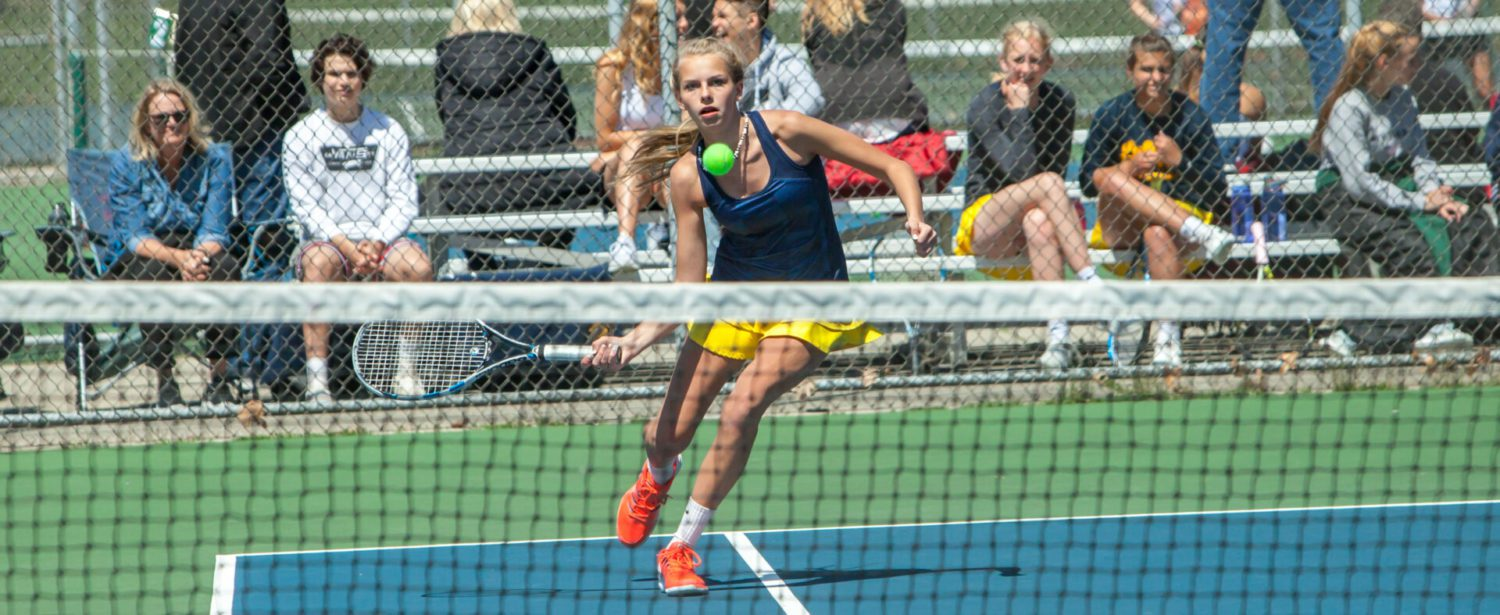 North Muskegon girls earn city tournament title; Norse sophomore claims top singles prize