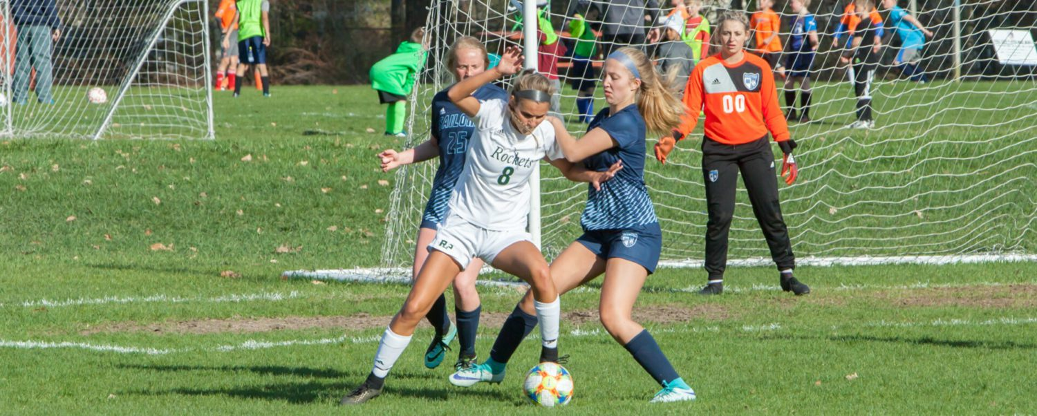 Reeths-Puffer manages to tie first-place Mona Shores in O-K Black girls soccer, 1-1