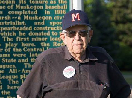 Legendary Muskegon baseball author, enthusiast Marc Okkonen passes away at 86