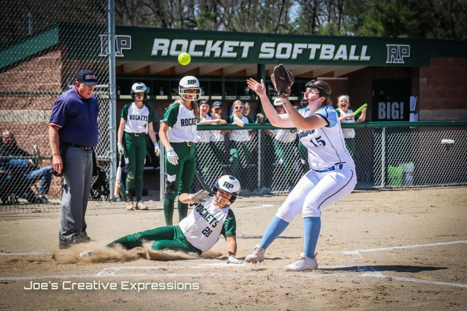 Unhospitable hosts: Rockets continue to hog the title in Tier 1 city softball tournament