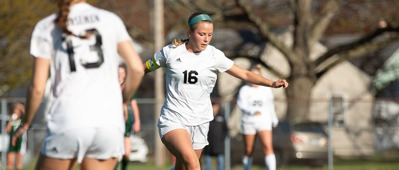 Healthy Norse girls soccer team displays its firepower in a 6-0 victory over WMC