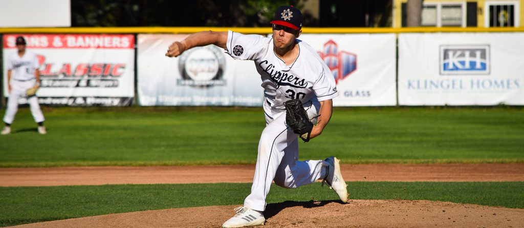 """Clippers complete exciting """"walk-off weekend"""" with an exciting 4-3 victory over Richmond"""