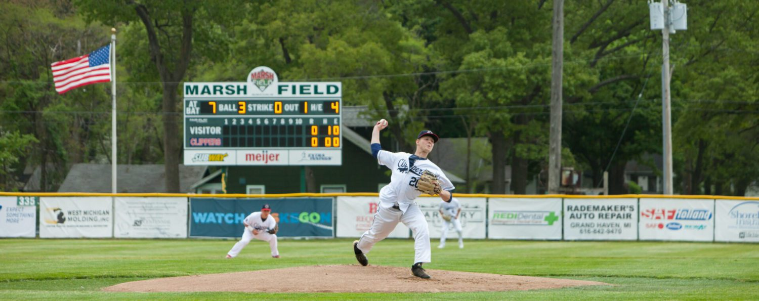 Muskegon Clippers hold on for a season-opening 6-5 win over Michigan Monarchs