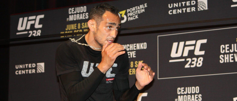 Muskegon's UFC star Tony Ferguson resuming career on Saturday in Chicago