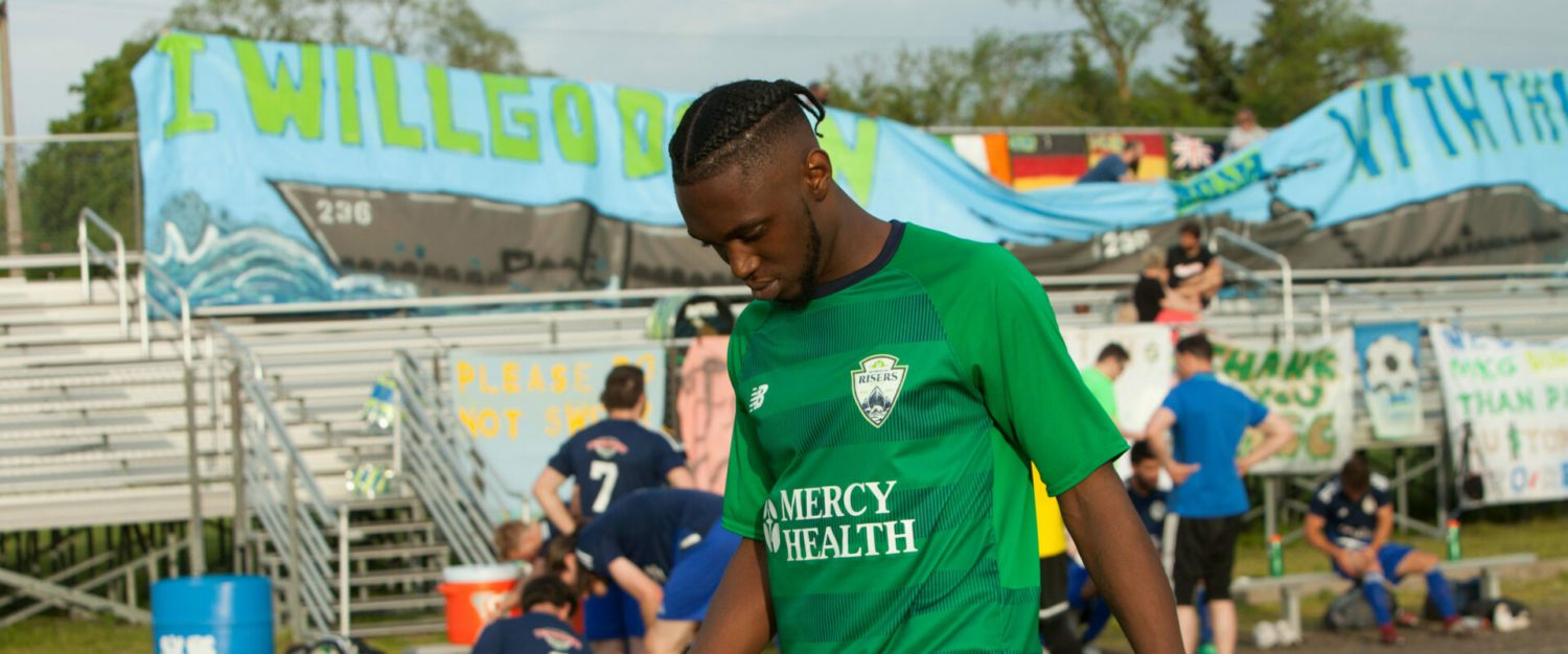 Muskegon Risers fail to convert on opportunities in a 3-0 home loss to Fort Wayne