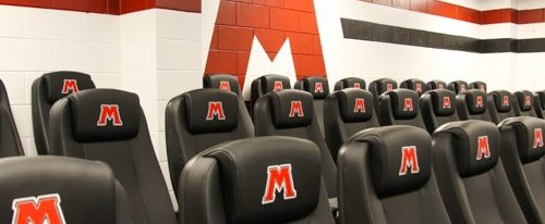 """Muskegon High School dedicates new """"Legacy Room,"""" a gift from the Class of 1968"""