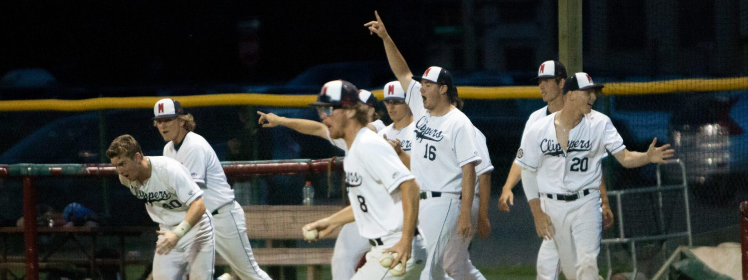 Clippers clinch their first playoff spot in Great Lakes league with a 7-2 win over Lima