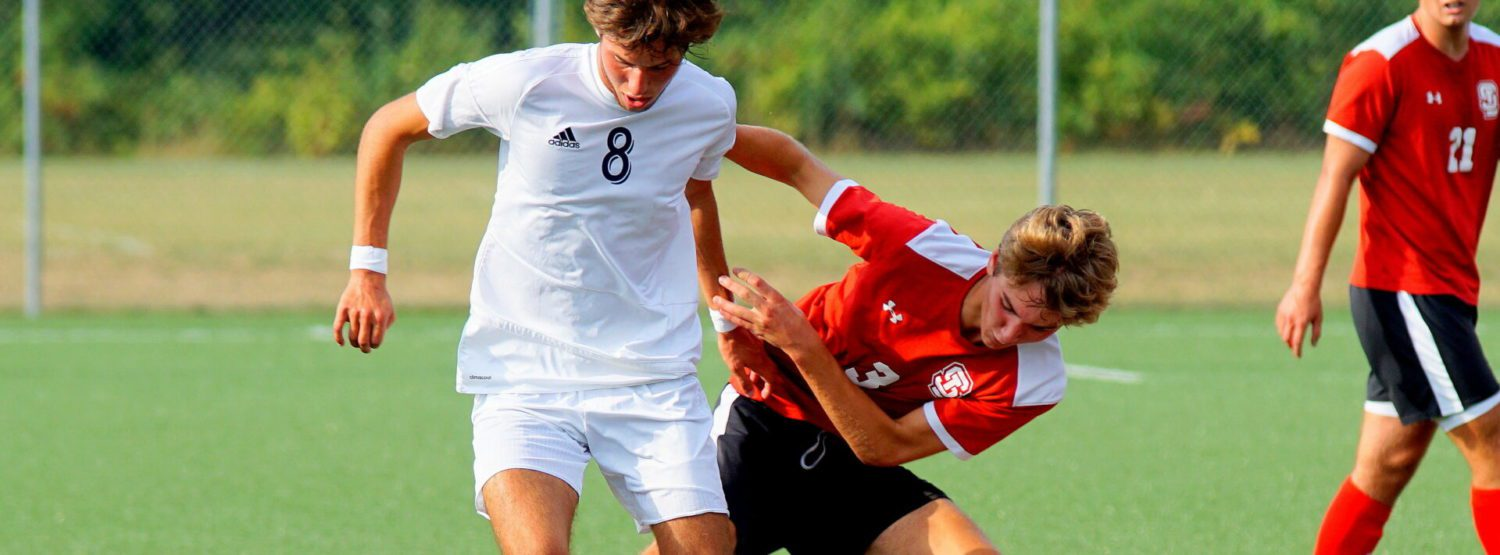 Spring Lake soccer team give state champions a battle for a half before falling 3-1