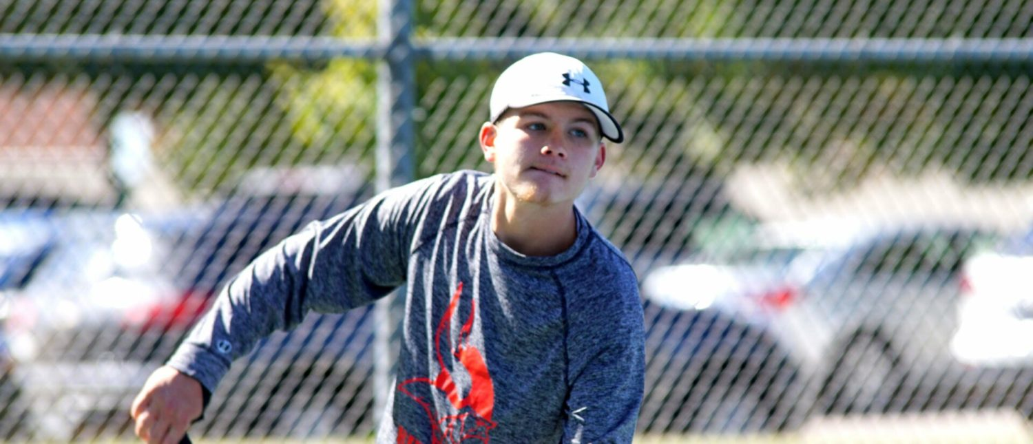 Vanbergen, Vikings working to maintain Whitehall's excellent tennis tradition