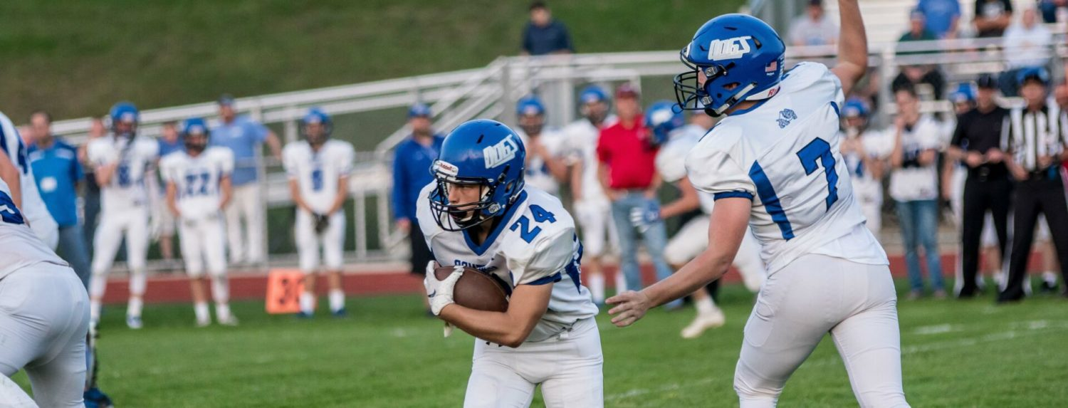 Ravenna pulls away from Whitehall in second half, keeps pace in conference championship race