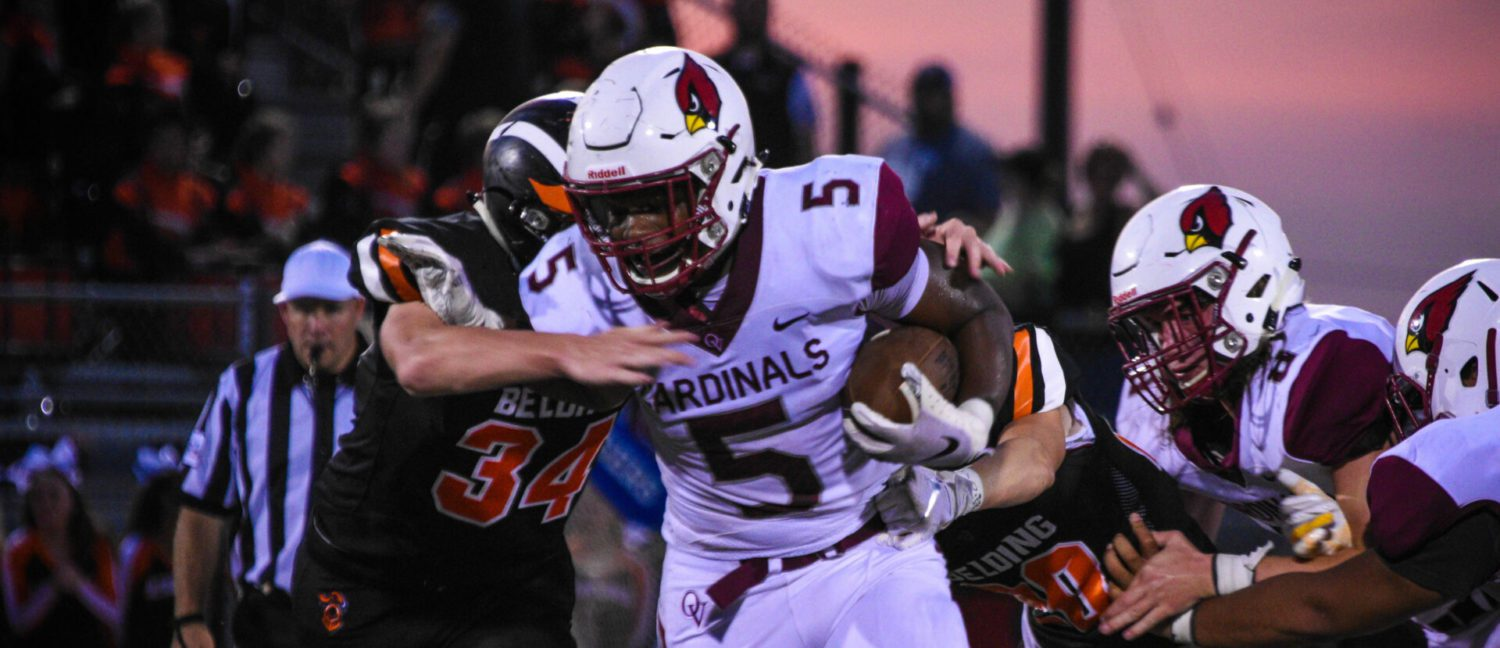 Orchard View continues incredible start in 42-35 win over Belding