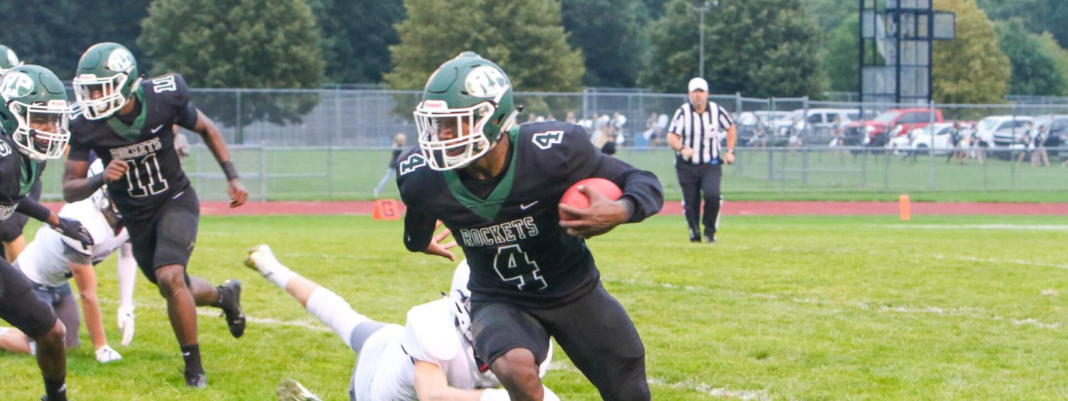 Reeths-Puffer offense wakes up in an exciting 35-21 win over GR South Christian