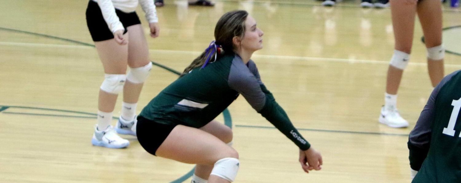 Emily Bayle and talented classmates have Hesperia volleyball program in high gear