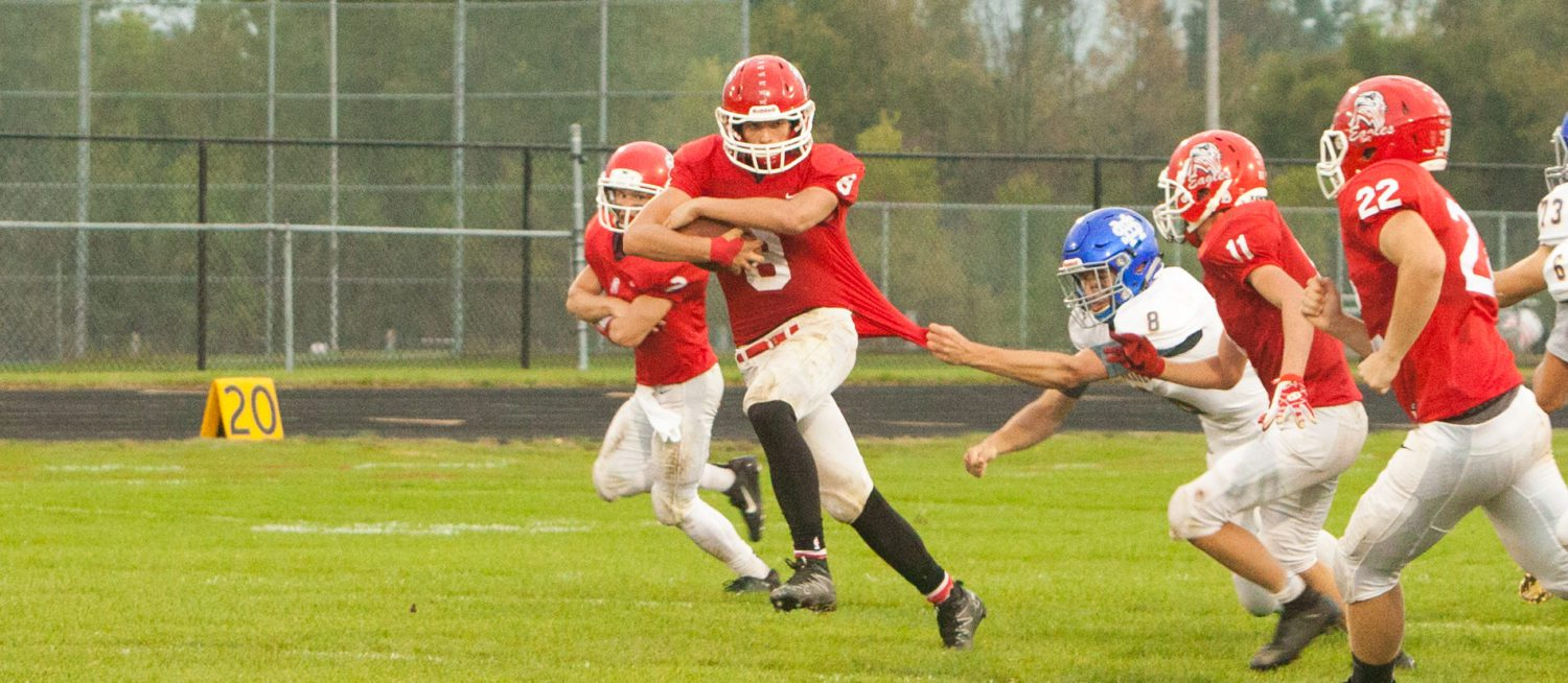 Kent City falls to Morley-Stanwood 34-16, loses first conference game since 2016
