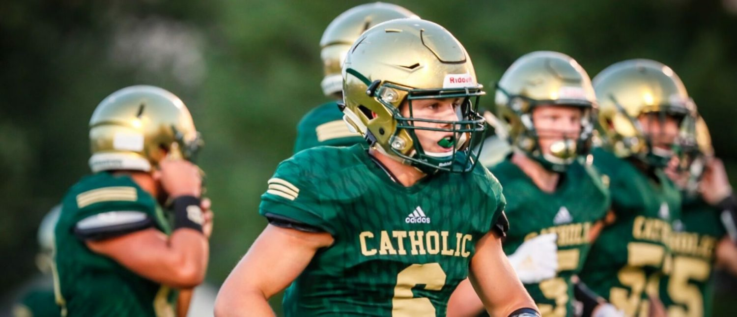 MCC's versatile Carson St. Amour hungry for another taste of playoff football before graduation