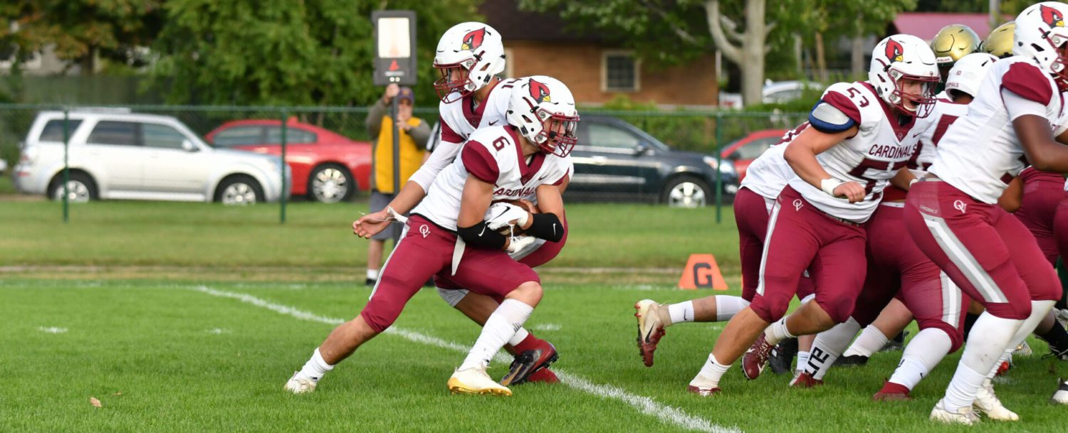 Orchard View improves to 3-0 with a 36-19 statement victory over Muskegon Catholic