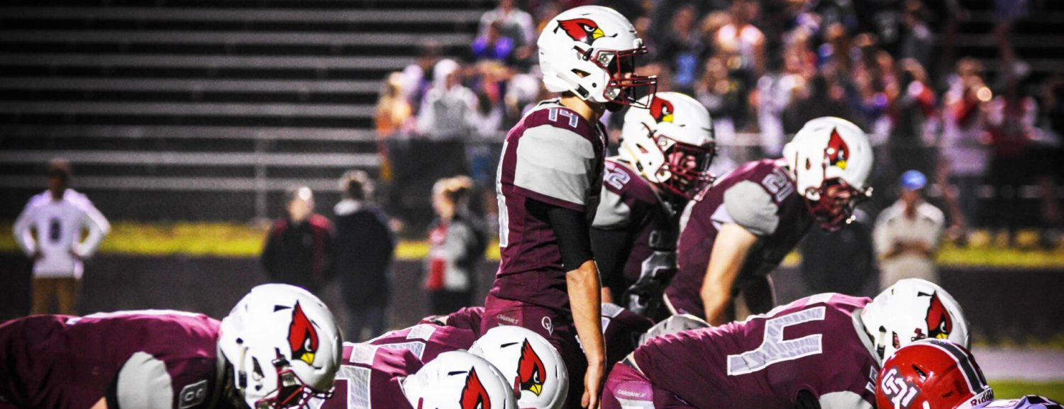 Orchard View football, with triple-threat offense, suddenly 3-0 and gaining a lot of notice