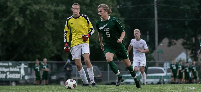State-ranked WMC soccer team finds its offense in a 5-1 victory over Covenant Christian