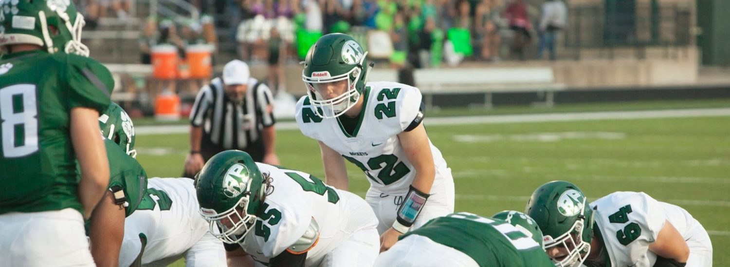 Daven Fox, Evan Moskwa leading an exciting Reeths-Puffer offense