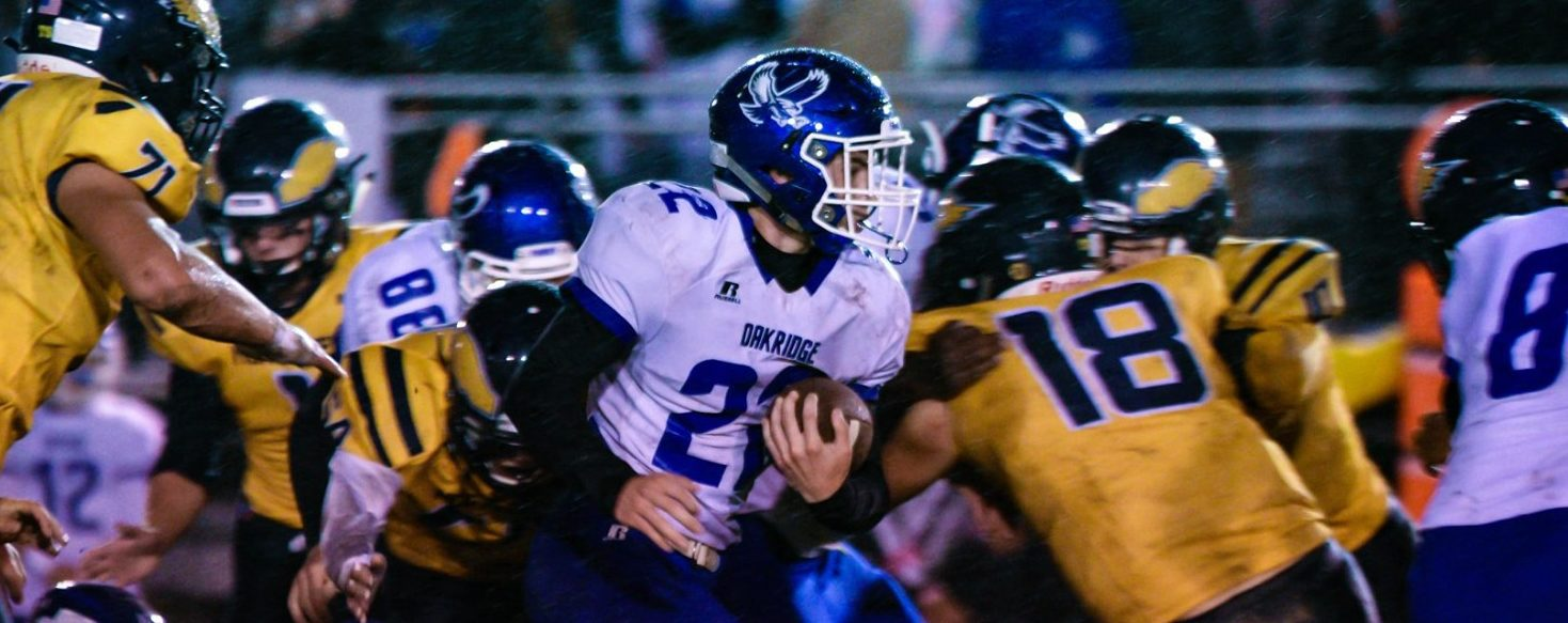 No. 1 Oakridge handles Norse with ease, setting up league showdown with Ravenna