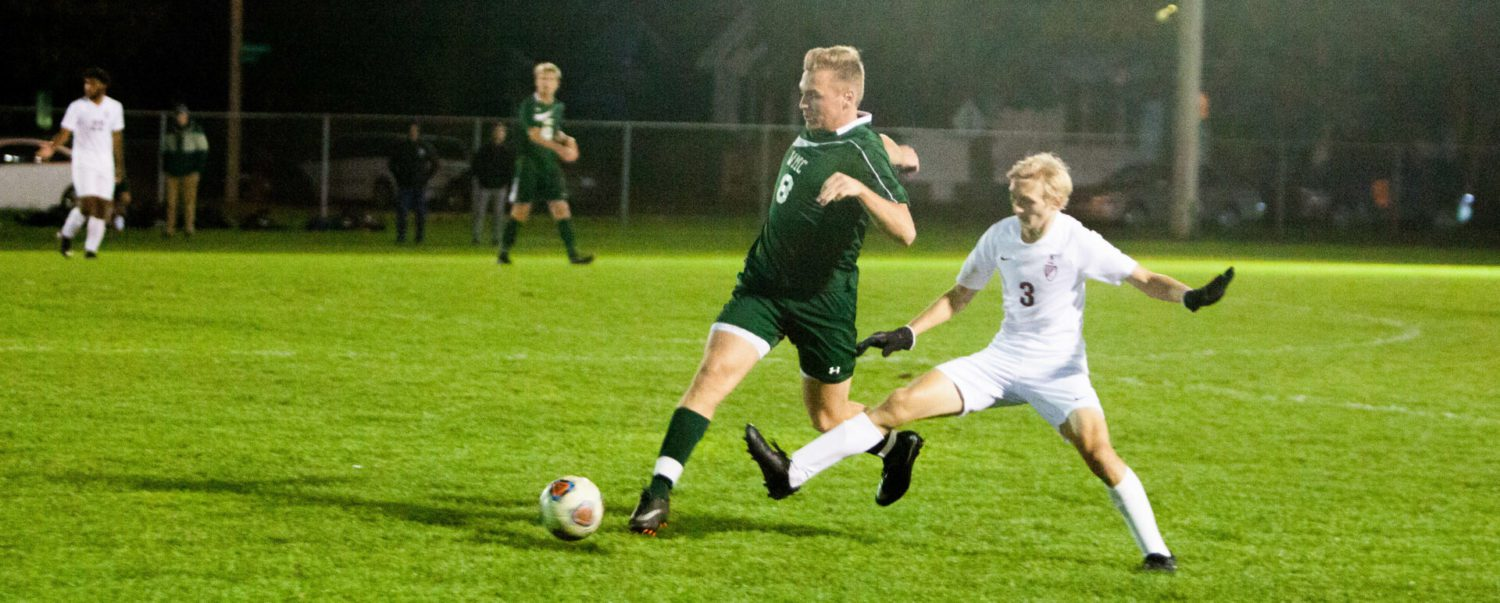 Soaring WMC Warriors beat OV, move one victory away from conference crown