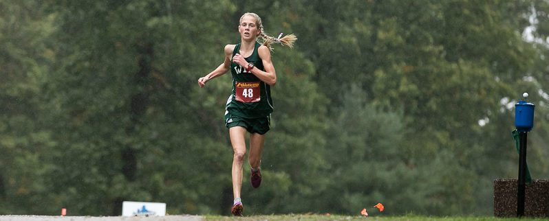 GMAA cross country meet: sophomores VanderKooi and Grant win individual championships