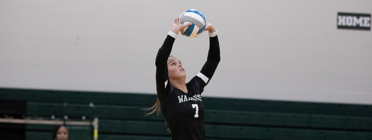 Record-setter Chloe Mitchell, WMC volleyball teammates ready to live up to lofty ranking