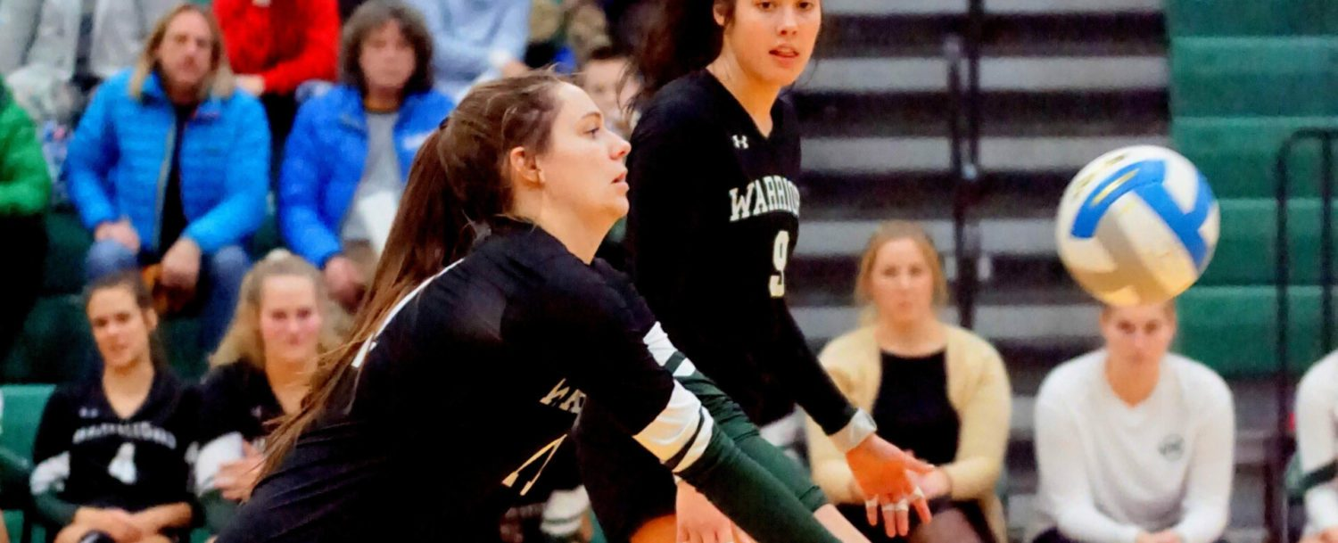 Soaring WMC volleyball team sweeps Hesperia, moves on to D3 regional finals
