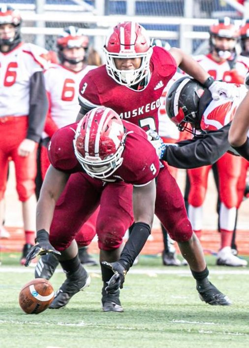 Defensive wrecking ball Tarran Walker ready to lead Big Reds into Saturday's semifinals