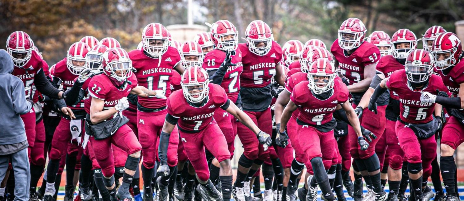 Big Reds determined to make their annual trip to Ford Field a success on Saturday