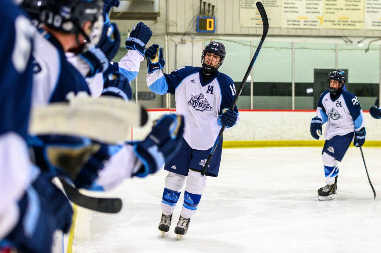 Justin Winegar goal lifts Mona Shores to OT win over Midland