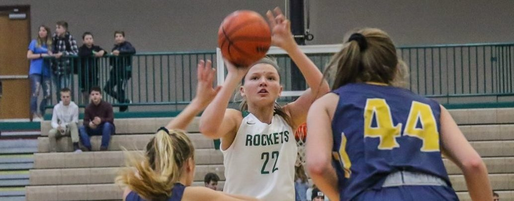 Reeths-Puffer's Lauren Ross: Pretty good for a girl who didn't want to play basketball