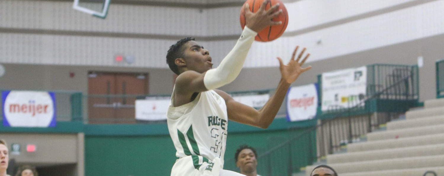 Emcee Williams pumps in 29 for Reeths-Puffer in a 75-53 thrashing of Mona Shores