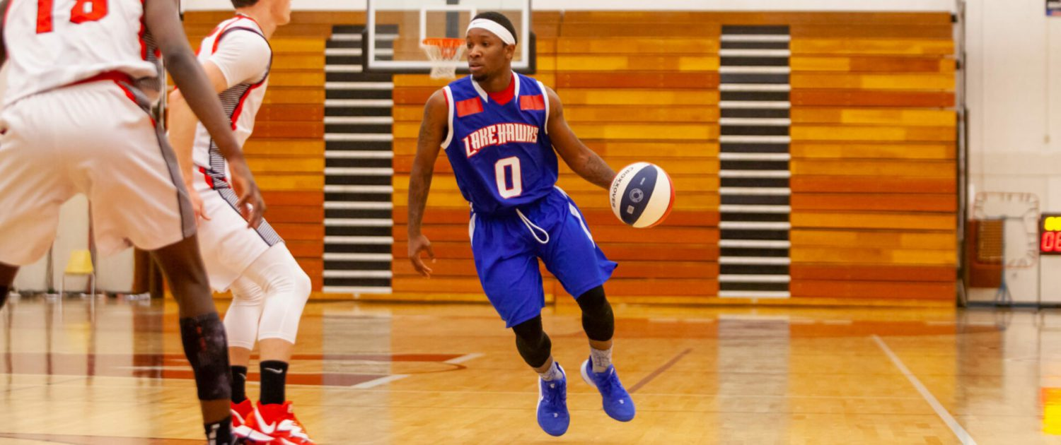 Lake Hawks blow a huge lead, fall 119-117 to Wisconsin Blaze in first game of new year