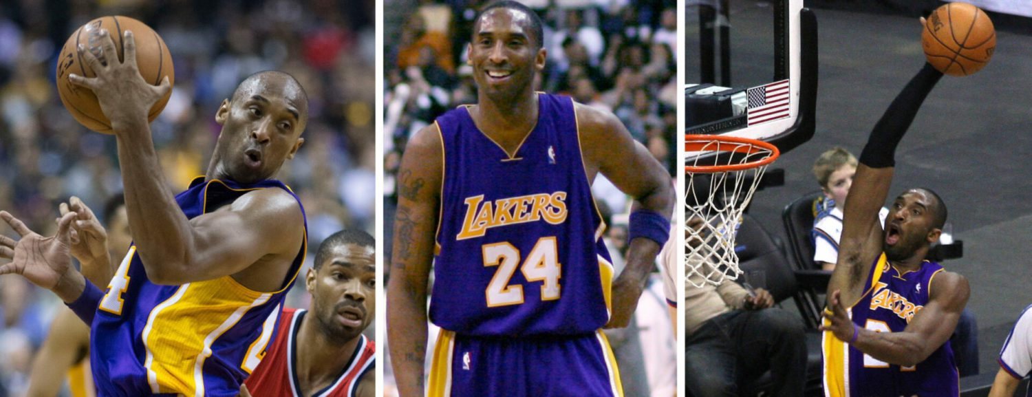 Kobe Bryant's influence touched the life of this basketball fan, in ways I did not realize
