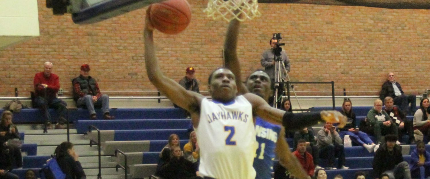 Muskegon Community College men defeat Lansing for eleventh straight victory