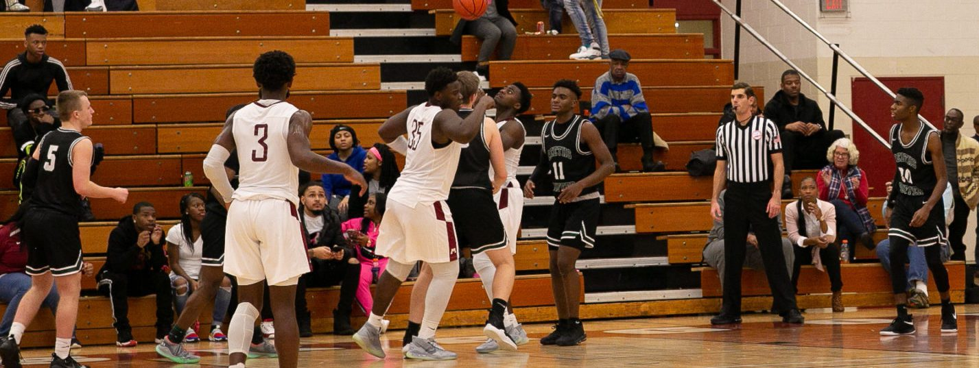 Muskegon Big Reds beat Reeths-Puffer 64-55, with a big boost from Billie Roberts
