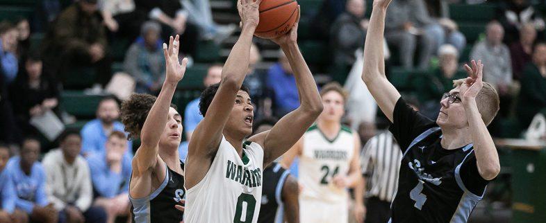 Non-conference boys hoops roundup: Western Michigan Christian tops Mona Shores; Fruitport Calvary and Hesperia both fall
