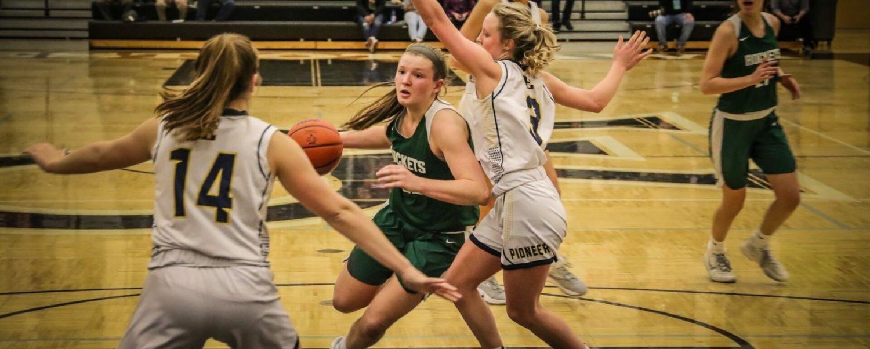 Reeths-Puffer girls shut down by East Grand Rapids 49-35 in D1 regional semifinals
