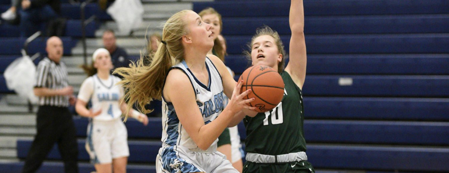 Suddenly hot Mona Shores girls playing their best just as district week arrives